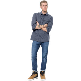 Jack Wolfskin Naka River T-shirt Homme, night blue